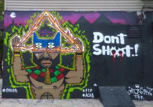 OHOS - Bushwick Street Art - Graffiti - OverHerd-OverScene