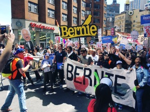 OHOS - Bernie Sanders march and rally on April 16, 2016